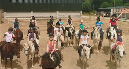 drumcliffe pony camp